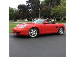 1997 Porsche Boxster (CC-1232255) for sale in Cadillac, Michigan