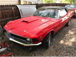1970 Ford Mustang (CC-1232257) for sale in Cadillac, Michigan