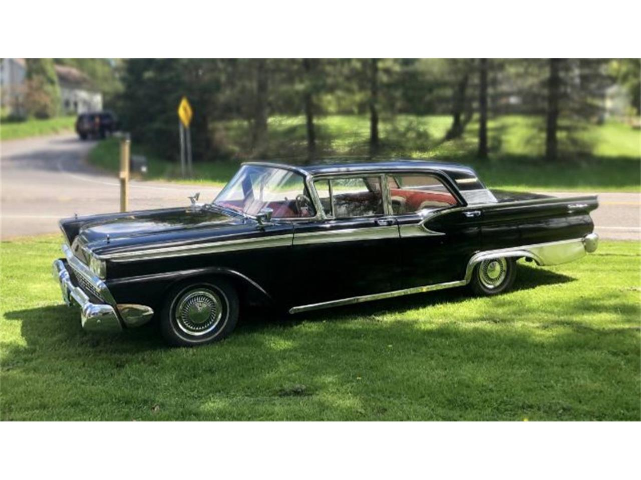 1959 Ford Galaxie 500 (CC-1232258) for sale in Cadillac, Michigan