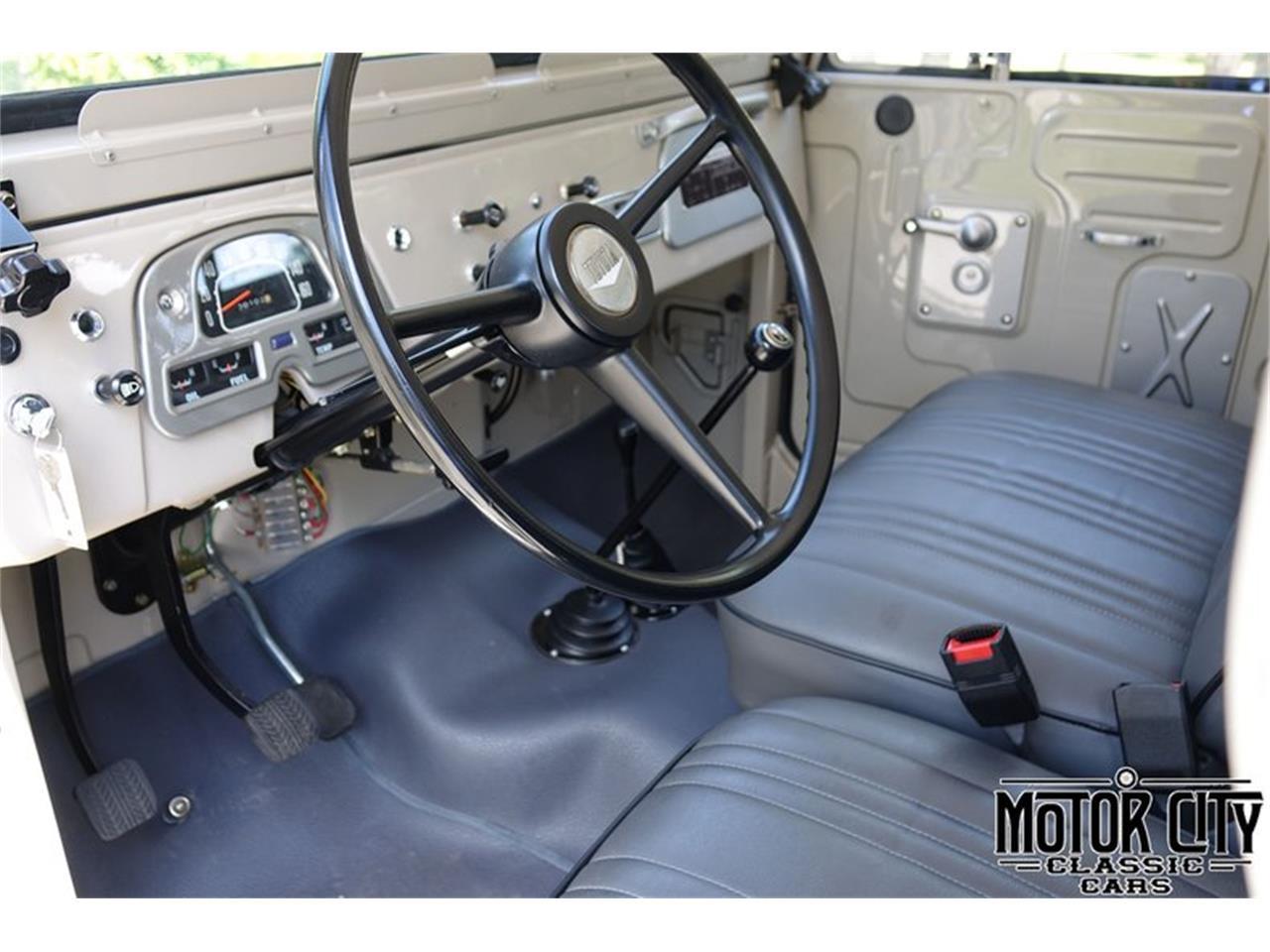1971 Toyota Land Cruiser FJ (CC-1232308) for sale in Vero Beach, Florida