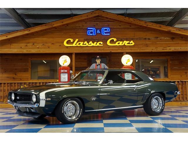 1969 Chevrolet Camaro (CC-1232349) for sale in New Braunfels, Texas
