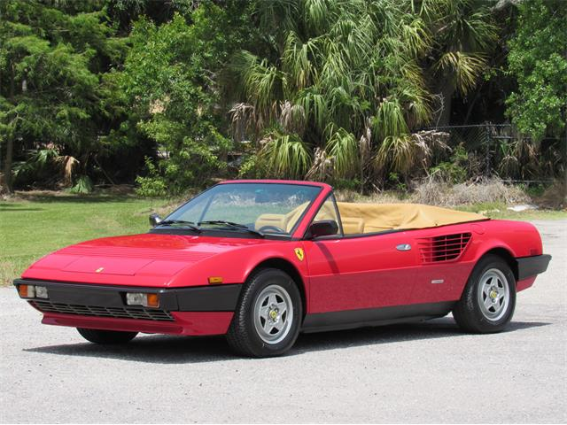 1984 Ferrari Mondial (CC-1232357) for sale in Sarasota, Florida