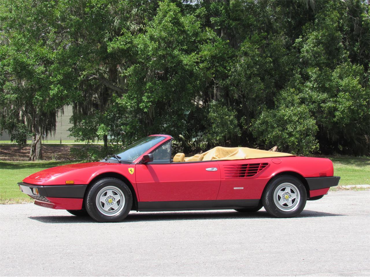1984 Ferrari Mondial (CC-1232357) for sale in Sarasota, Florida