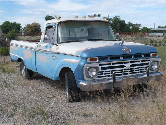 1966 Ford F100 (CC-1232374) for sale in Fallon, Nevada