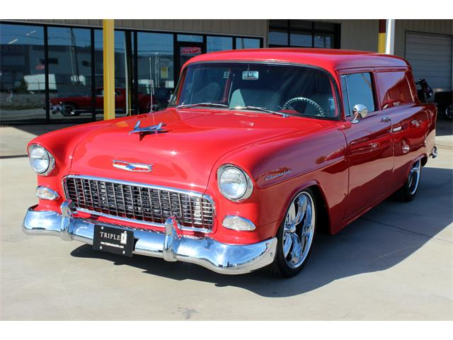 1955 Chevrolet Sedan Delivery (CC-1232392) for sale in Fort Worth, Texas