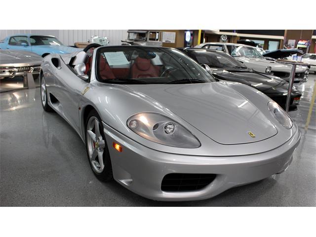 2004 Ferrari 360 Spider (CC-1232404) for sale in Fort Worth, Texas