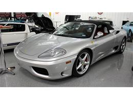 2004 Ferrari 360 Spider (CC-1232404) for sale in Fort Worth, Texas