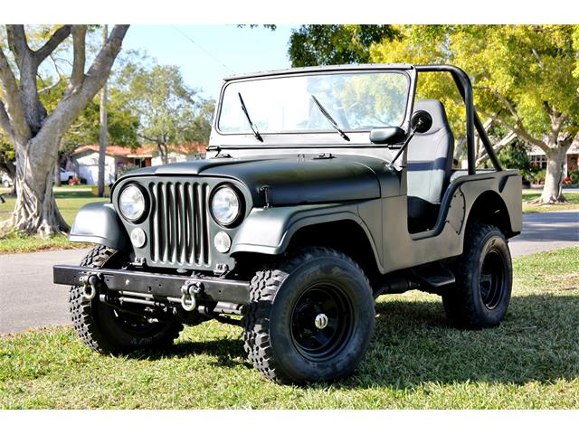 1953 Willys Jeep (CC-1232416) for sale in Miami, Florida