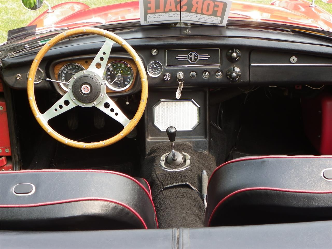 1967 MG MGB (CC-1232419) for sale in Chester, New Hampshire