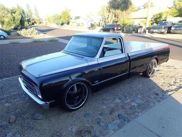 1968 Chevrolet Pickup (CC-1232424) for sale in Phoenix, Arizona