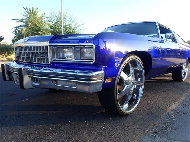 1976 Chevrolet Caprice (CC-1232425) for sale in Phoenix, Arizona