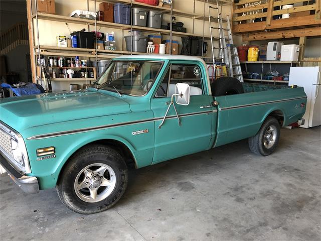 1971 Chevrolet C20 (CC-1232426) for sale in Frisco, North Carolina