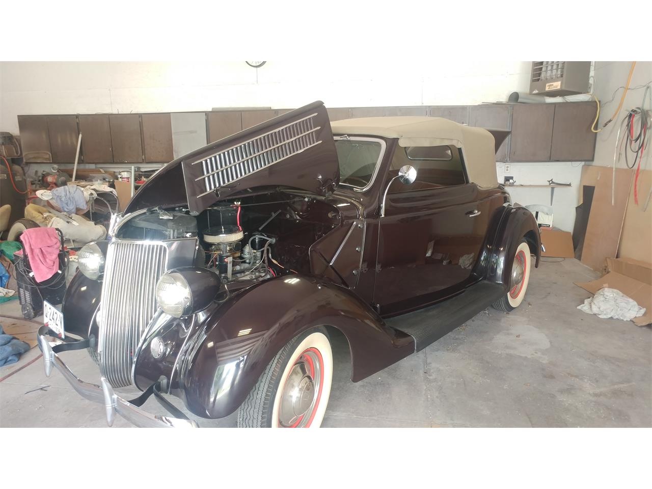 1936 Ford Cabriolet (CC-1232431) for sale in WAYNESBURG, Ohio