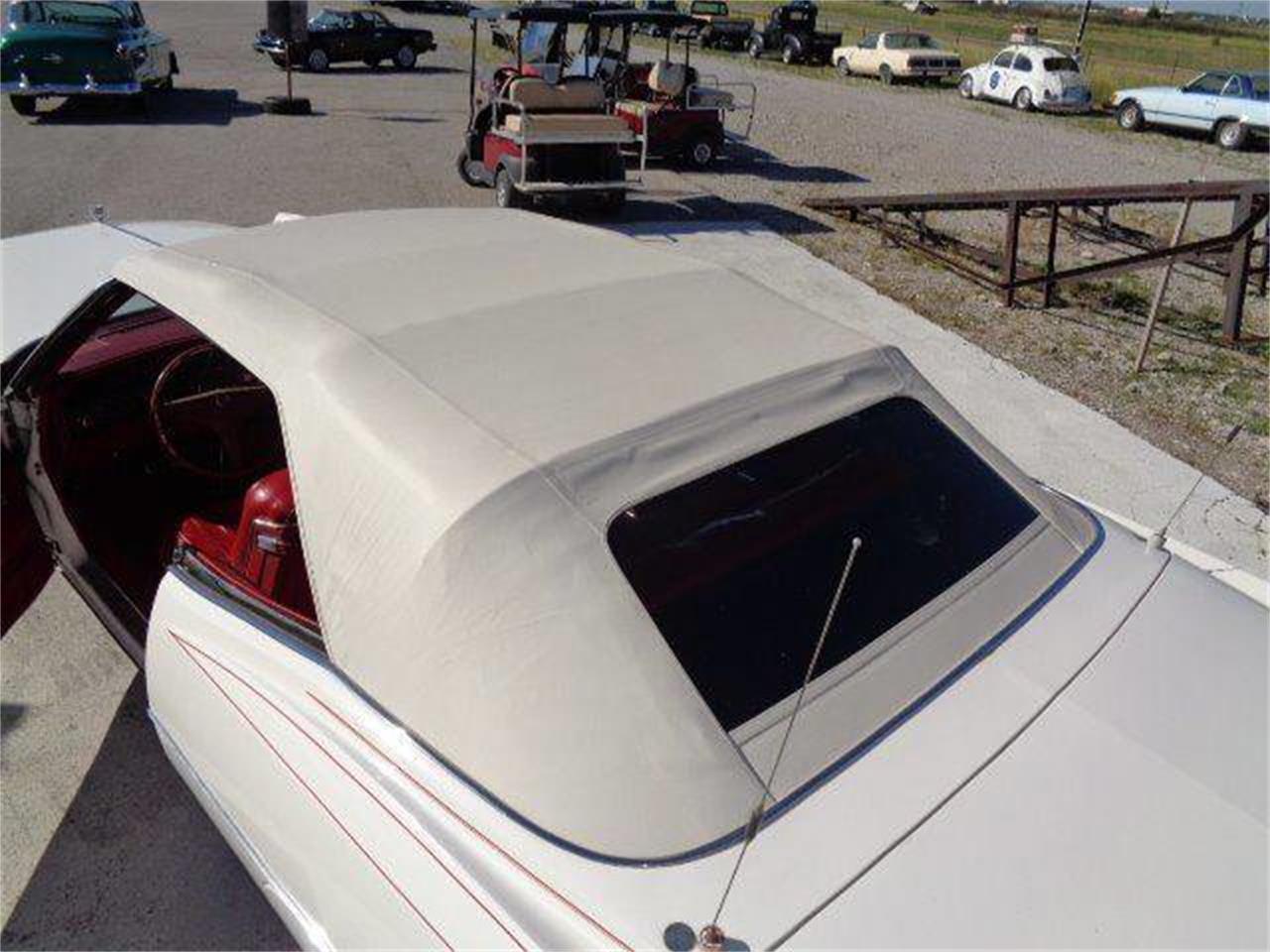 1973 Cadillac Eldorado (CC-1232513) for sale in Staunton, Illinois