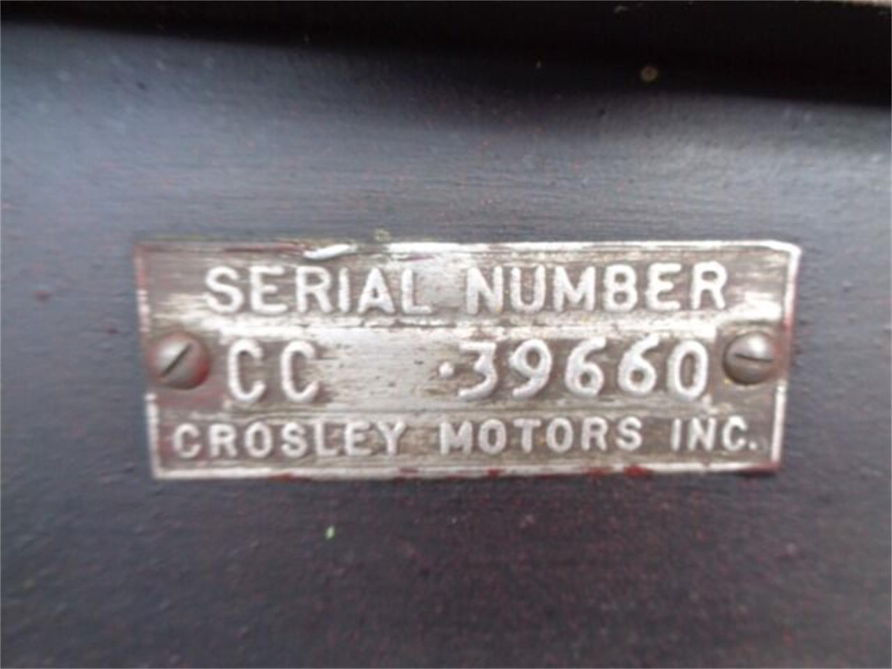 1948 Crosley Covered Wagon (CC-1232514) for sale in Staunton, Illinois