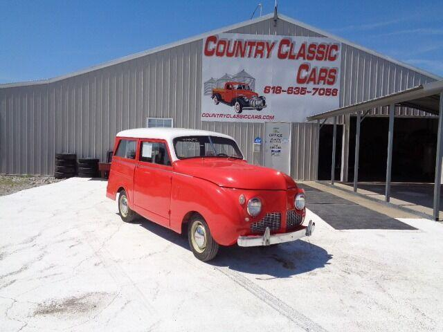 1948 Crosley Covered Wagon (CC-1232514) for sale in Staunton, Illinois