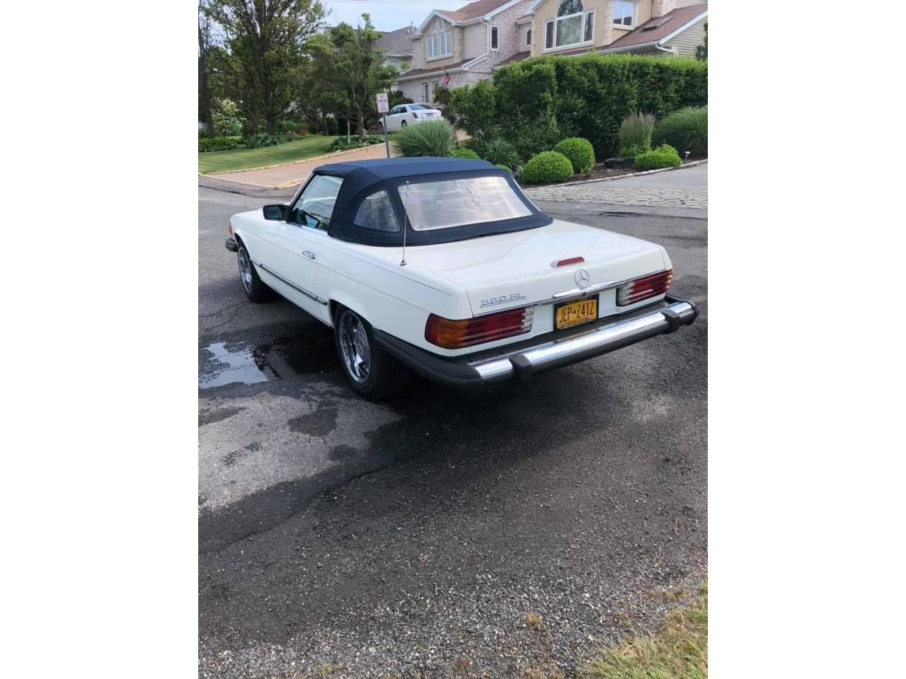 1982 Mercedes-Benz 380SL (CC-1232532) for sale in West Pittston, Pennsylvania