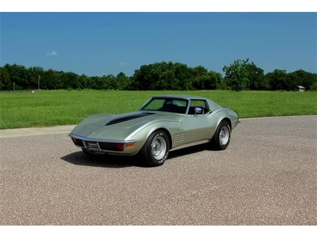 1972 Chevrolet Corvette (CC-1232570) for sale in Clearwater, Florida