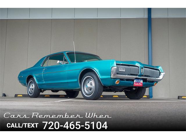 1967 Mercury Cougar (CC-1232593) for sale in Englewood, Colorado