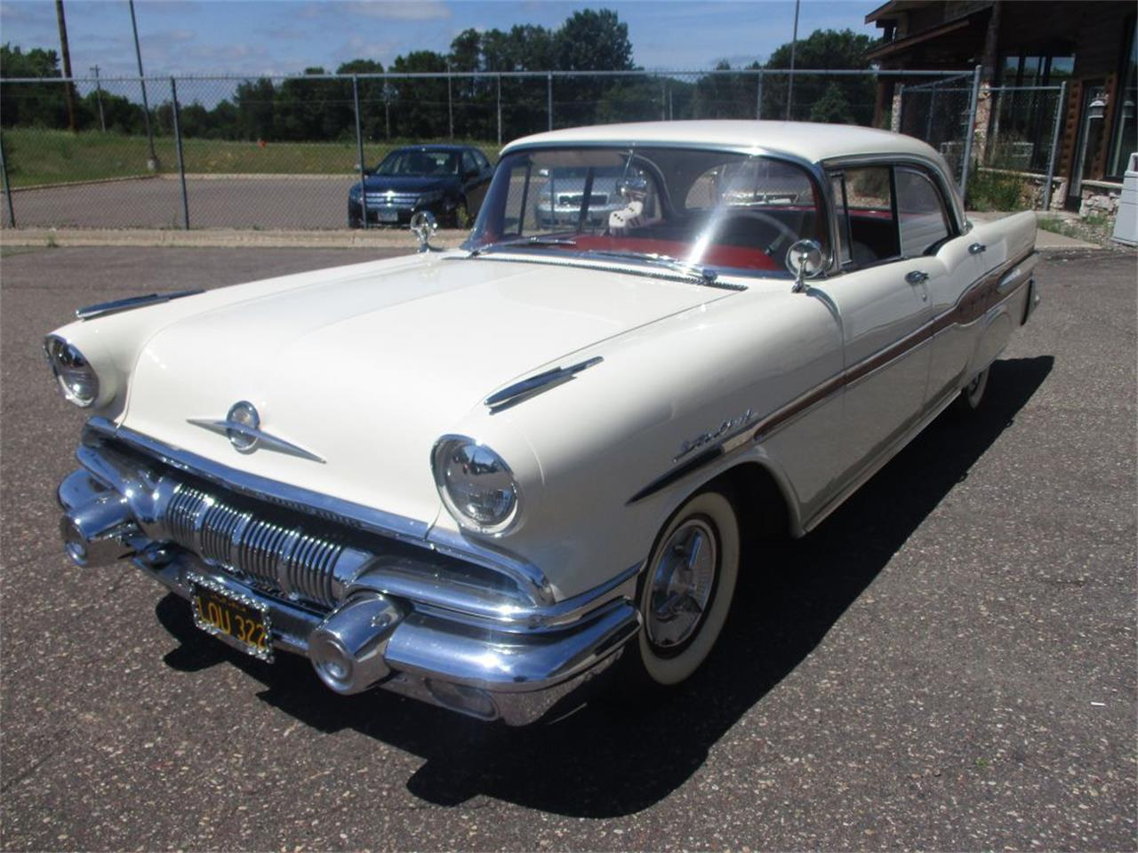 1957 Pontiac Star Chief (CC-1232626) for sale in Ham Lake, Minnesota