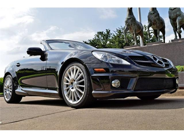 2009 Mercedes-Benz SLK-Class (CC-1232638) for sale in Fort Worth, Texas