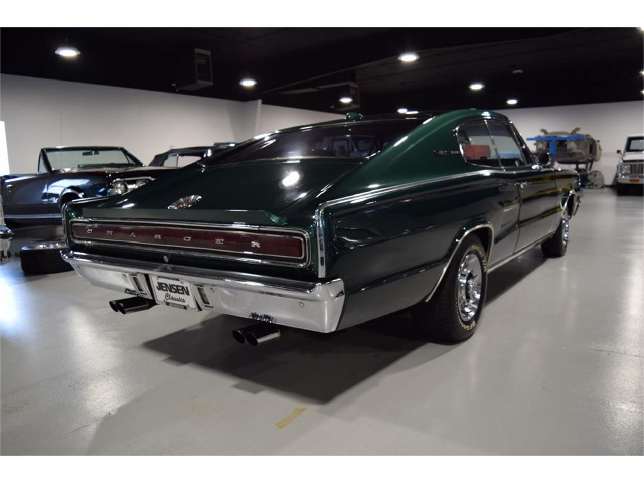 1966 Dodge Charger (CC-1232658) for sale in Sioux City, Iowa