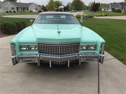 1975 Cadillac Eldorado (CC-1232669) for sale in Auburn, Michigan