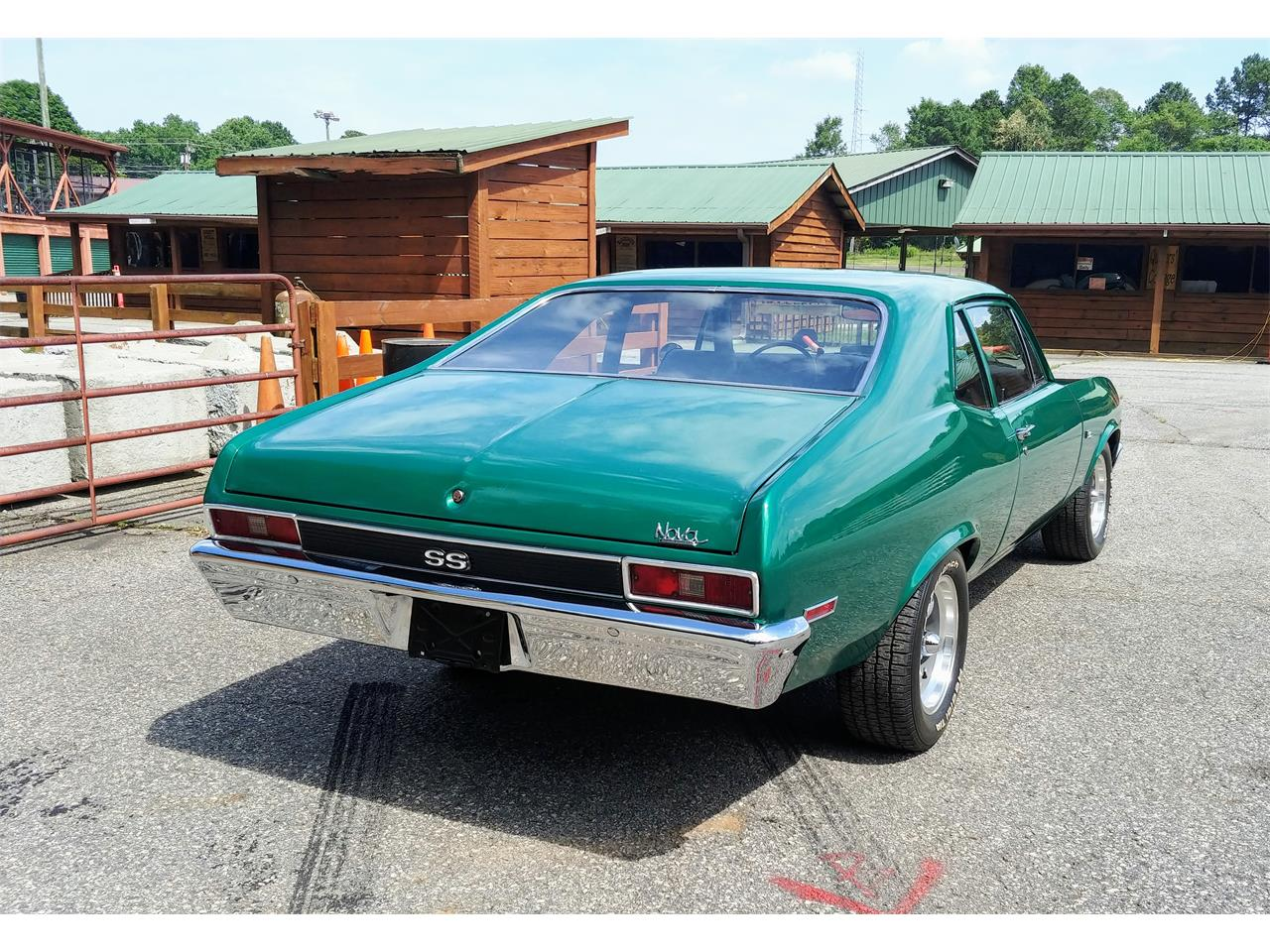 1972 Chevrolet Nova (CC-1232697) for sale in Cumming, Georgia