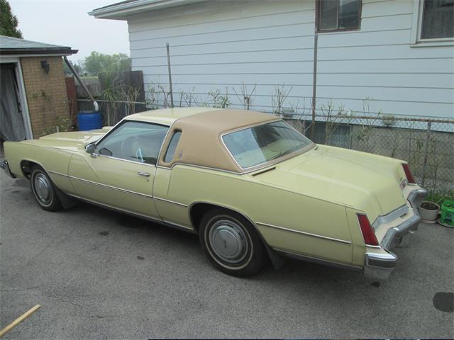 1974 Oldsmobile Toronado (CC-1230027) for sale in Hamilton, Ontario