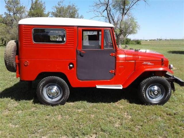 1961 Toyota Land Cruiser FJ (CC-1230273) for sale in Cadillac, Michigan