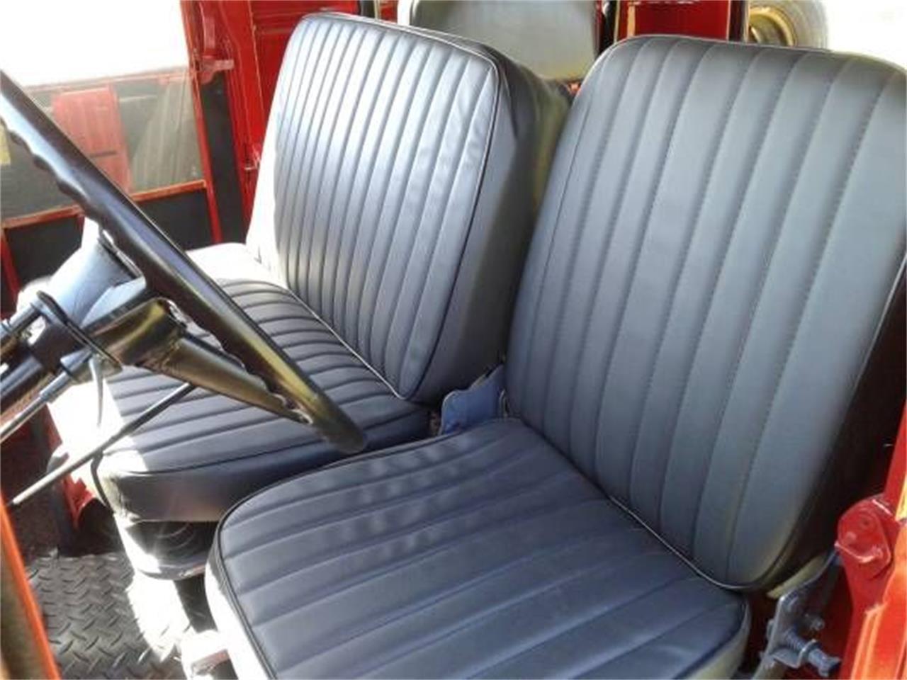 1961 Toyota Land Cruiser FJ (CC-1230273) for sale in Cadillac, Michigan