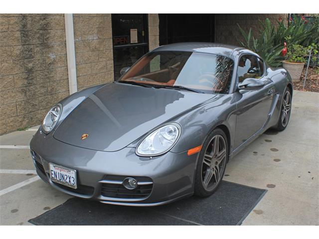 2007 Porsche Cayman (CC-1232742) for sale in SAN DIEGO, California