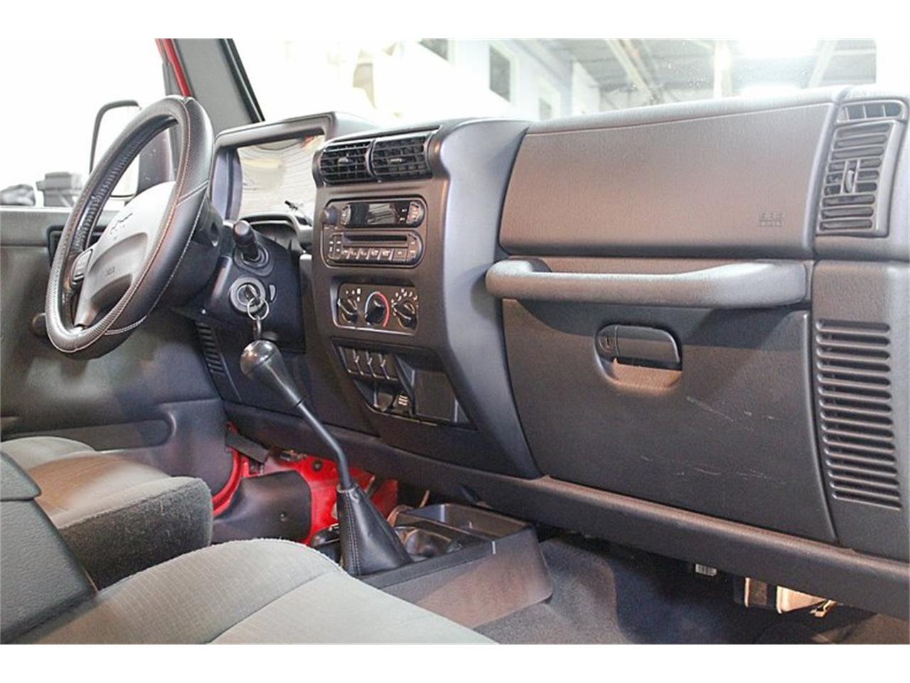 2006 Jeep Wrangler (CC-1232768) for sale in Kentwood, Michigan