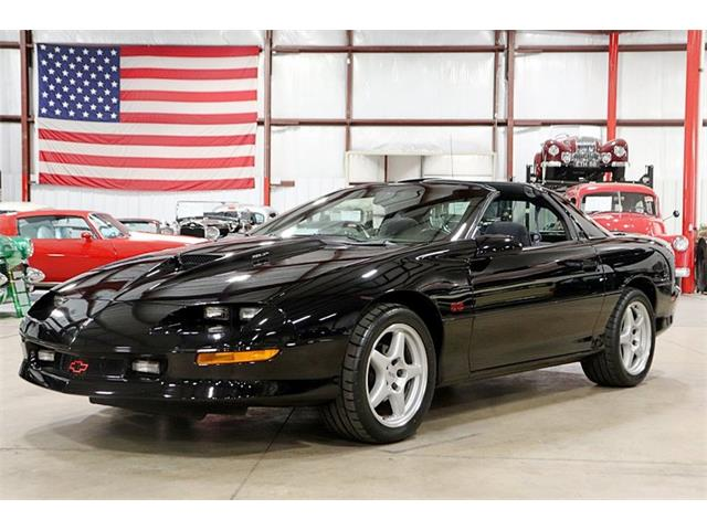 1996 Chevrolet Camaro (CC-1232777) for sale in Kentwood, Michigan