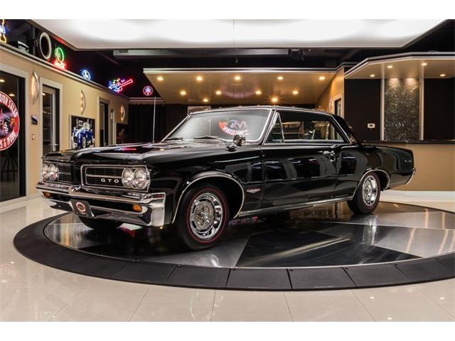 1964 Pontiac GTO (CC-1232786) for sale in Plymouth, Michigan