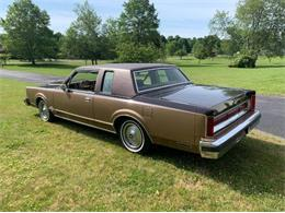1980 Lincoln Continental (CC-1230281) for sale in Cadillac, Michigan