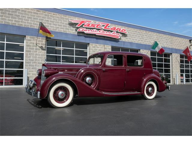 1935 Packard Eight (CC-1232824) for sale in St. Charles, Missouri