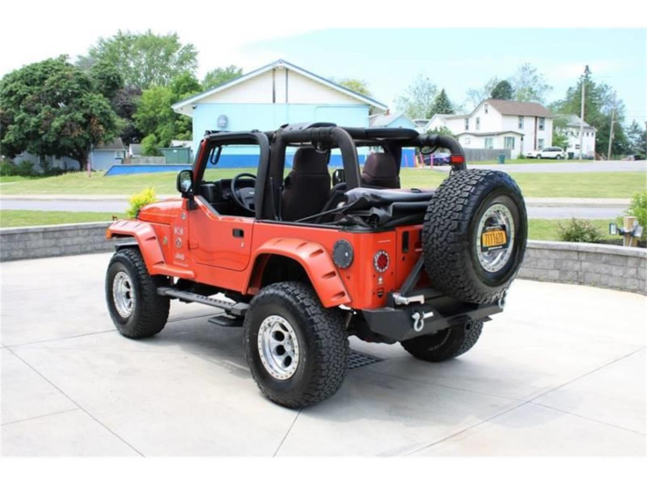 2005 Jeep Wrangler (CC-1232876) for sale in Hilton, New York
