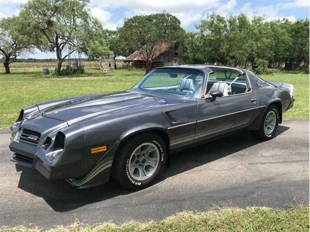 1981 Chevrolet Camaro (CC-1232880) for sale in Fredericksburg, Texas