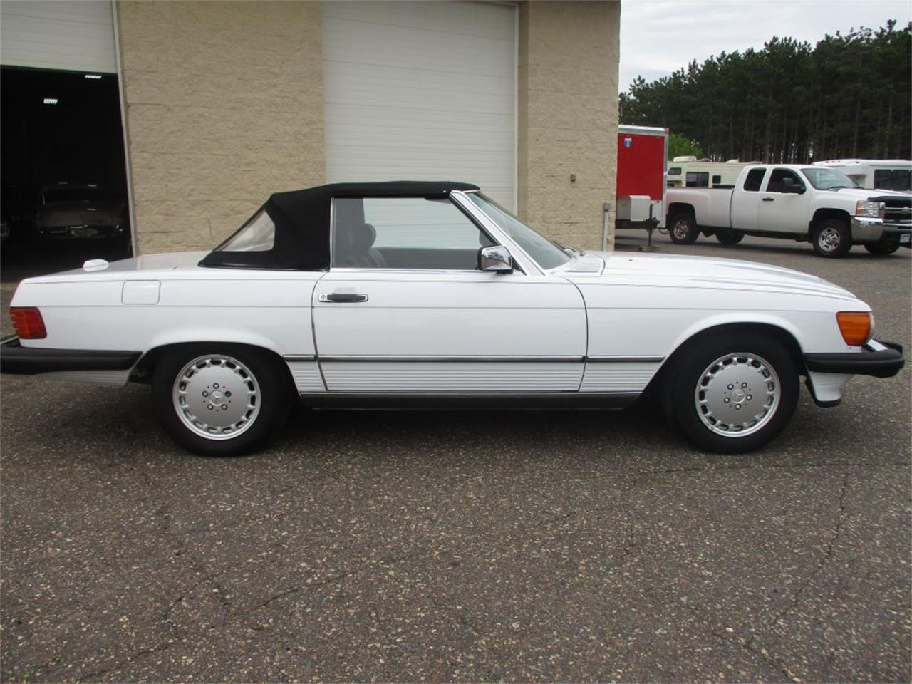 1988 Mercedes-Benz 560SL (CC-1232907) for sale in Ham Lake, Minnesota