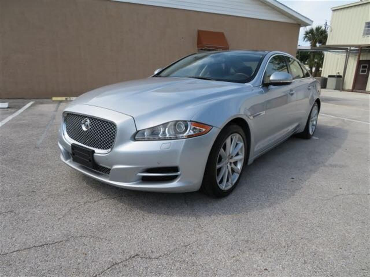 2011 Jaguar XJ (CC-1232908) for sale in Holly Hill, Florida