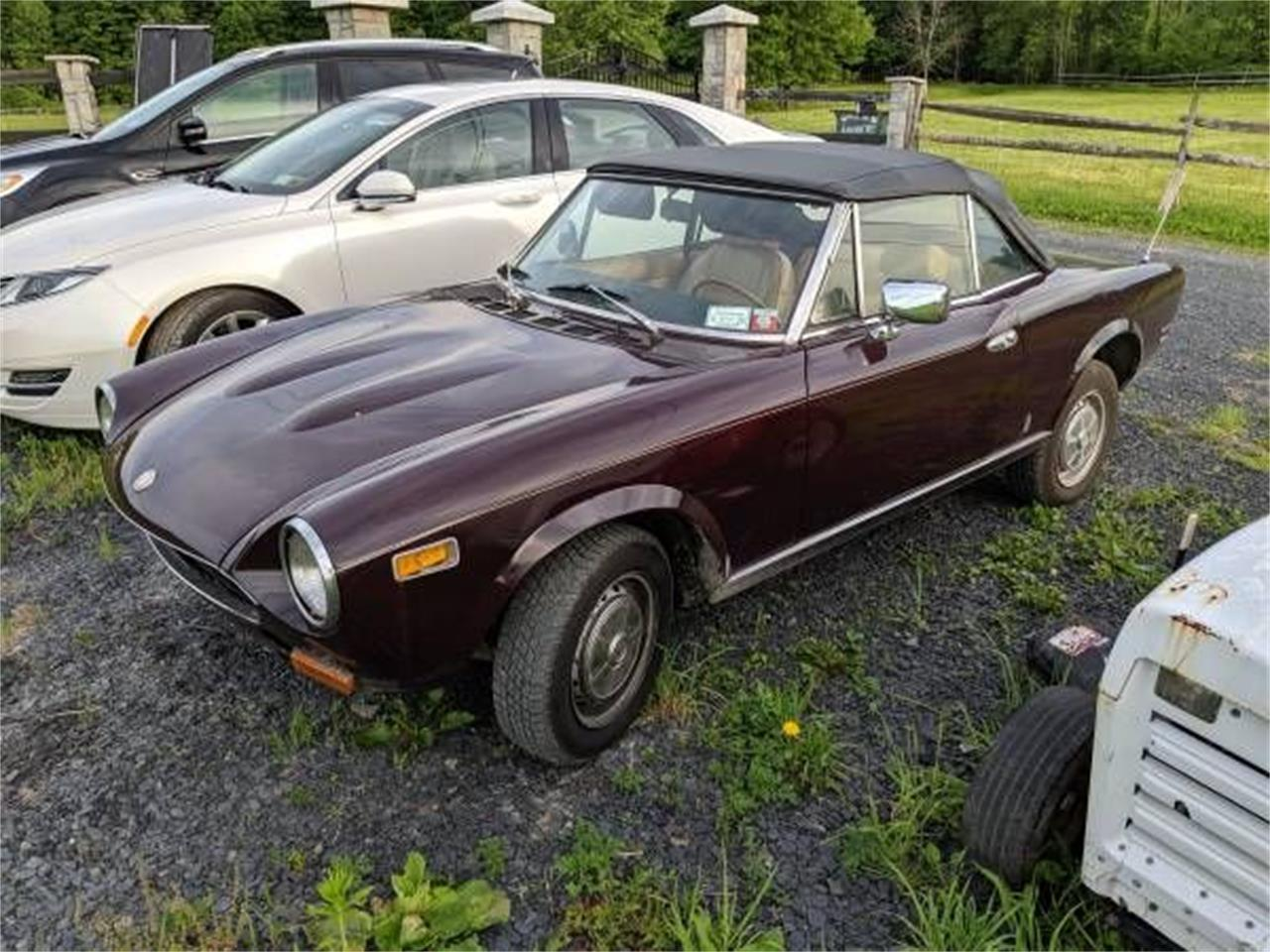 1978 Fiat 124 (CC-1230291) for sale in Cadillac, Michigan