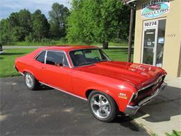 1972 Chevrolet Nova SS (CC-1232977) for sale in Goodrich, Michigan