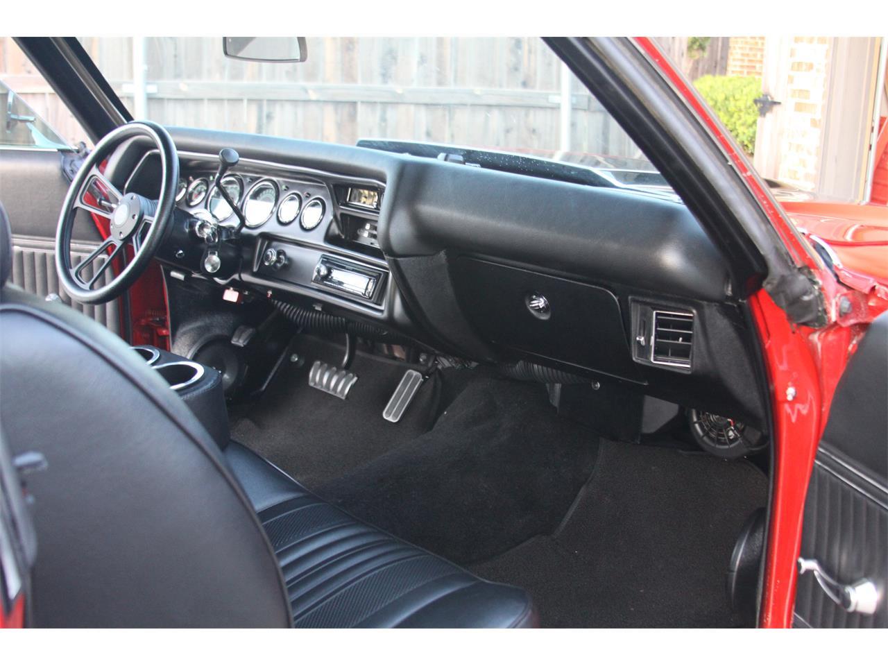 1970 Chevrolet Chevelle Malibu (CC-1232980) for sale in Midland, Texas