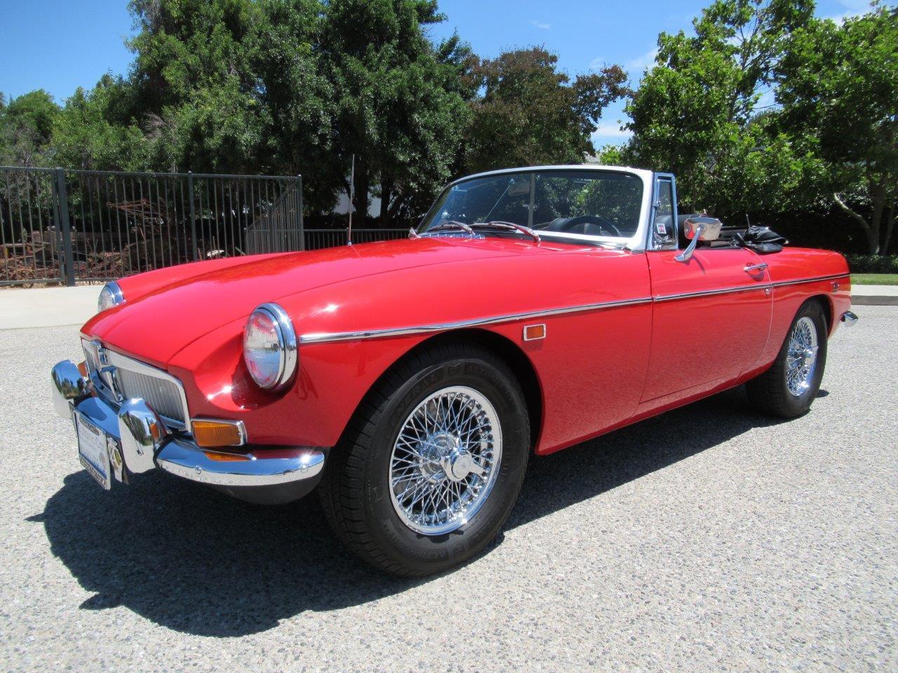 1969 Mg Mgb For Sale Classiccars Com Cc 1233003