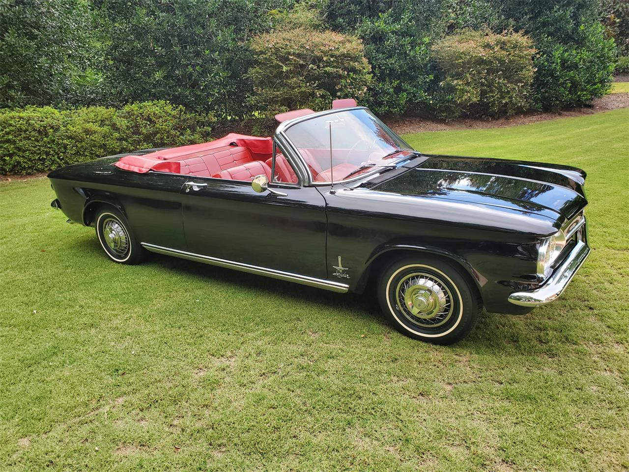 1963 Chevrolet Corvair (CC-1233008) for sale in Statham, Georgia