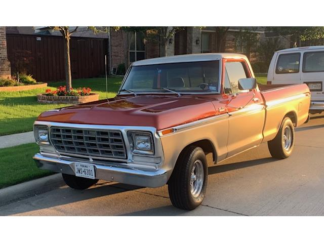 1976 Ford F100 (CC-1233010) for sale in Allen, Texas