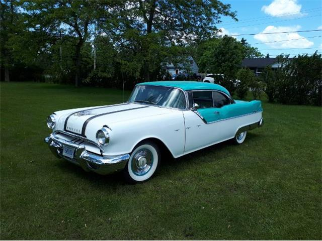 1955 Pontiac Star Chief (CC-1230306) for sale in Cadillac, Michigan