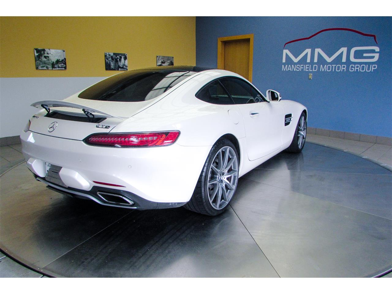 2016 Mercedes-Benz AMG (CC-1230031) for sale in Mansfield, Ohio