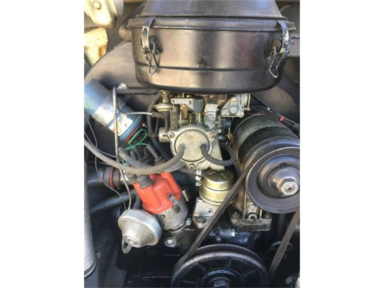 1971 Volkswagen Beetle (CC-1233103) for sale in Cadillac, Michigan